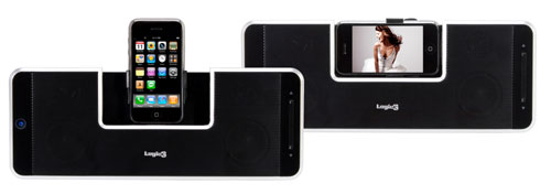i-Station Rotate will rotate your iPod or iPhone dock