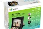 LiteOn Skyla Memoir digital photo frame with scanner