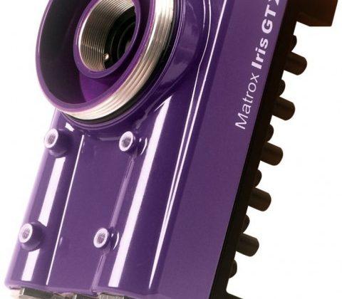 Matrox Iris GT smart camera announced