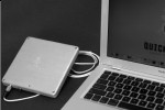 QuickerTek MacBook external battery/charger announced
