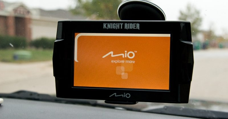 Mio Knight Rider GPS Review