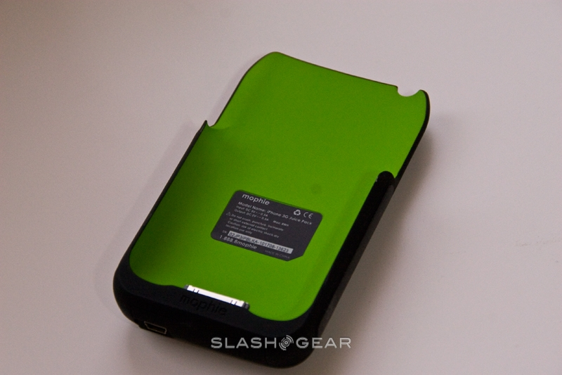 Mophie Juice Pack iPhone 3G Review