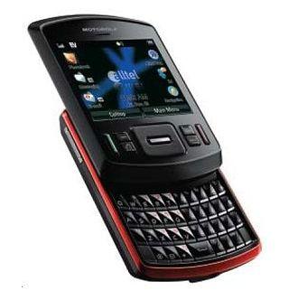 Motorola MOTO QA30 Alltel QWERTY slider