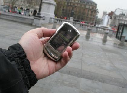 Motorola RAZR3 aka Ruby axed in UIQ to Android transition?