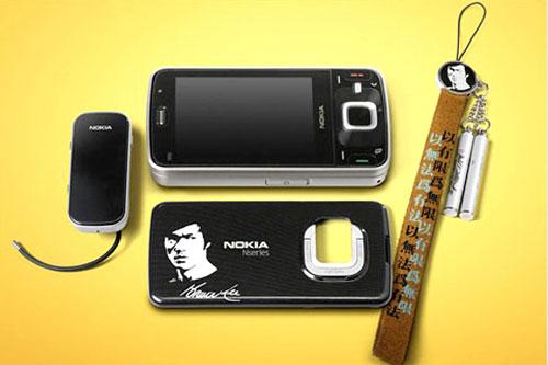 Nokia N96 Bruce Lee Edition revealed