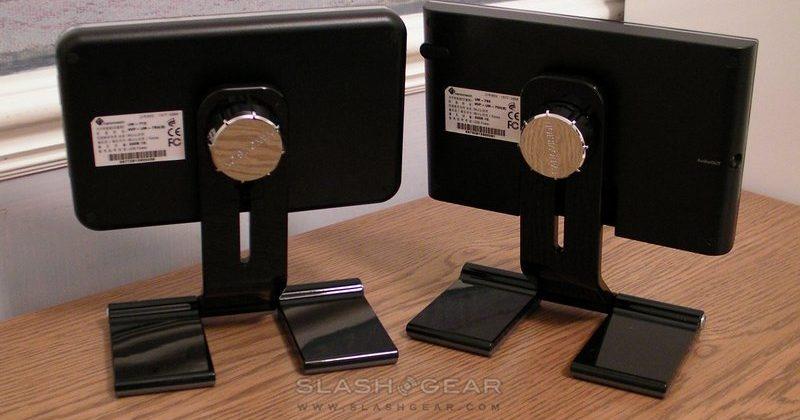 Nanovision MIMO UM-710 & UM-730 USB displays: Video Unboxing