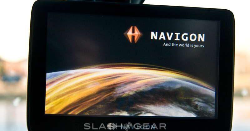 Navigon 7200T GPS Review