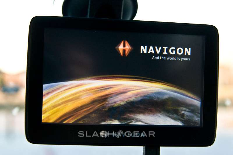 Navigon 7200T GPS Review