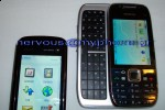 Nokia E75 side-slider smartphone with QWERTY & WiFi leaks