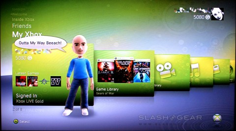 New Xbox Experience finally released for Xbox 360