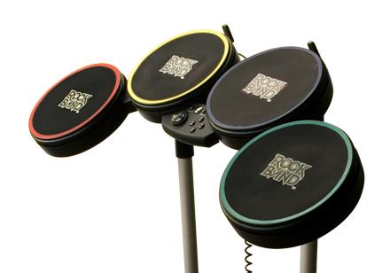 PDP Rock Band drumkit silencers
