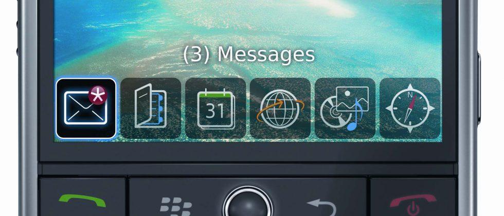 BlackBerry Curve 8900 hits Rogers Wireless