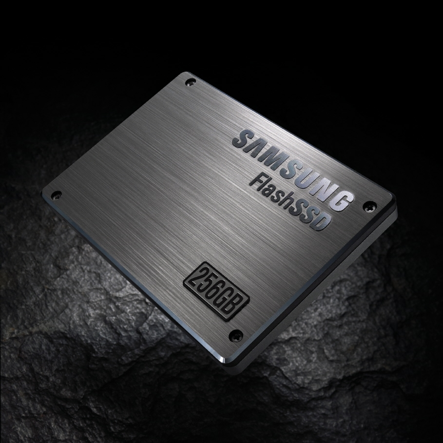 Samsung 256GB SSD is highest-performing in industry