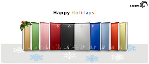 Seagate announces FreeAgent Go Drives in many colors