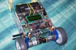 Self-Balancing DIY Robot: video demo