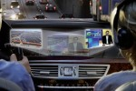 Mercedes-Benz announces SPLITVIEW COMAND display for both passenger and driver