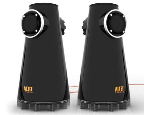 Altec Lansing FX3022 Expressionist BASS feature down-firing subwoofers