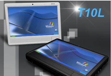 AMtek T10L Touch – Atom-powered 10.2-inch netslate