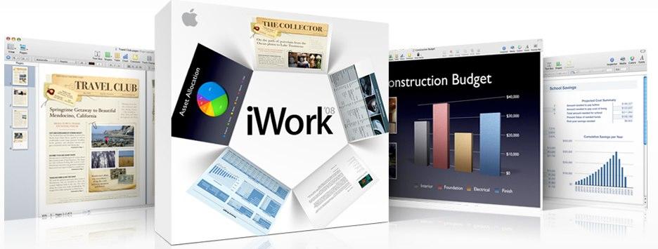 iWork may become a Web Application at Macworld?