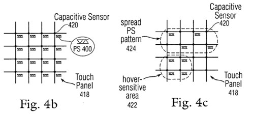 Apple Hover patent tracks non-touch gestures