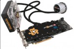 World's Fastest GPU Sapphire ATOMIC HD 4870 X2 gets liquid-cooled by Asetek
