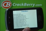 BlackBerry Storm firmware 4.7.0.85 leaks
