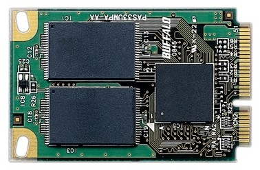 Buffalo 16GB & 32GB SSDs for Dell Inspiron Mini 9