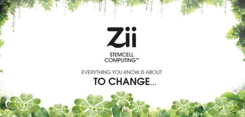 Creative Zii teaser promises 'Stemcell Computing'