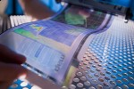 HP flexible, unbreakable TFT display demonstrated