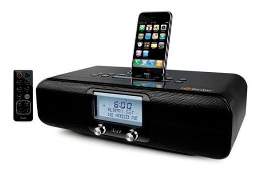 iLuv unveils iHD171 HD Radio with iTune Tagging