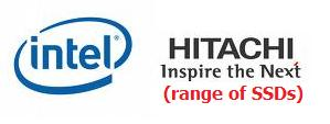 Intel & Hitachi partner on SSD development