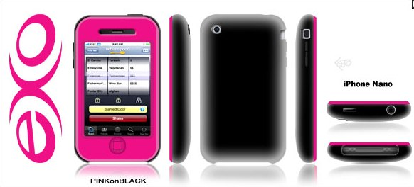 Rumored iPhone Nano cases go on sale