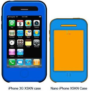 iPhone nano leaked by silicone case render?