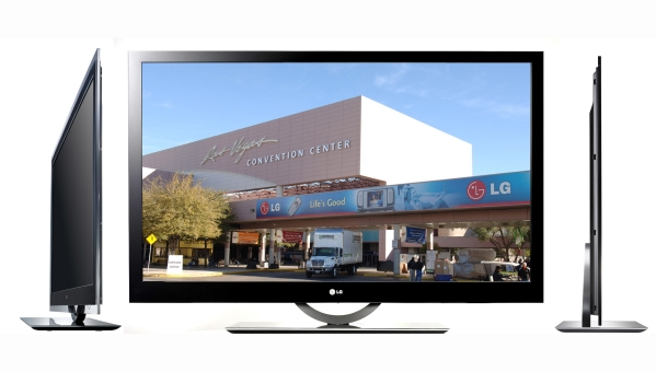 LG LH95 claimed World's Thinnest LCD, set to reveal at CES 2009