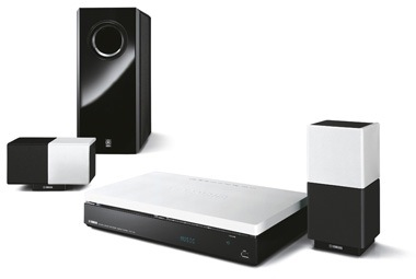 Yamaha DVX-700 is HTIB with upscaling DVD Player