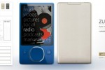 Blue & Red Zune 120 available
