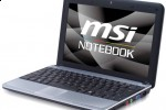 MSI U115 Hybrid dual SSD & HDD netbook official