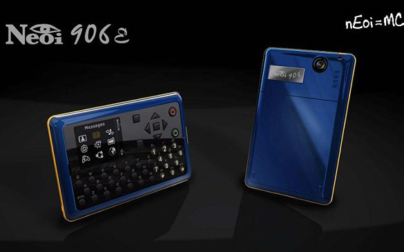The Neoi 906E claims to be the thinnest QWERTY phone