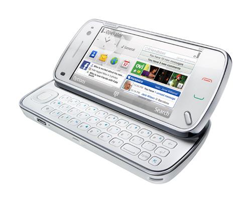 Nokia N97 announced: Video & Gallery