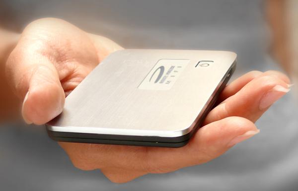 Novatel MiFi creates WiFi hotspot wherever you go