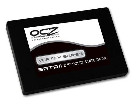 OCZ Vertex series – affordable SSDs