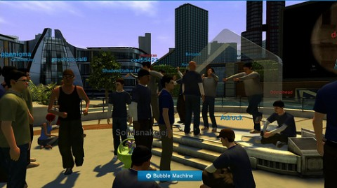 There's no place like PlayStation Home: Region differences