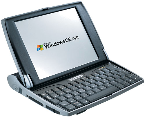 Psion Netbook trademark holder target fan sites with C&D notices