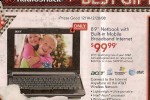 RadioShack ad leaks showing subsidized Acer Aspire One for $99