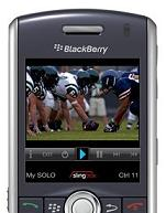 BlackBerry SlingPlayer Mobile gets official