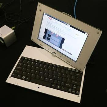 First pictures of Qualcomm Snapdragon netbook appear to be a tablet