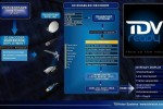 TDVision to demo 2D/3D HD Stereoscopic Broadcast and Blu-Ray format system at CES 2009