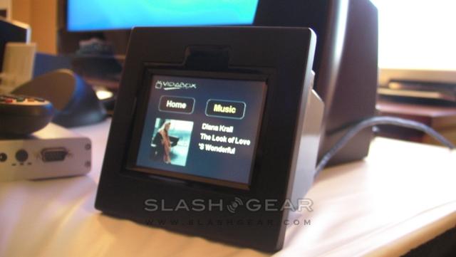 CES 2009: VidaBox Room Client HD