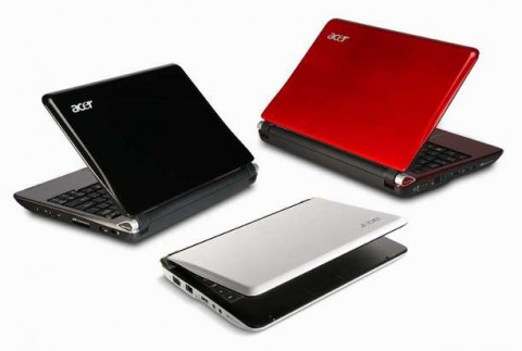Acer Aspire One landing Feb; March with integrated 3G & Atom N280