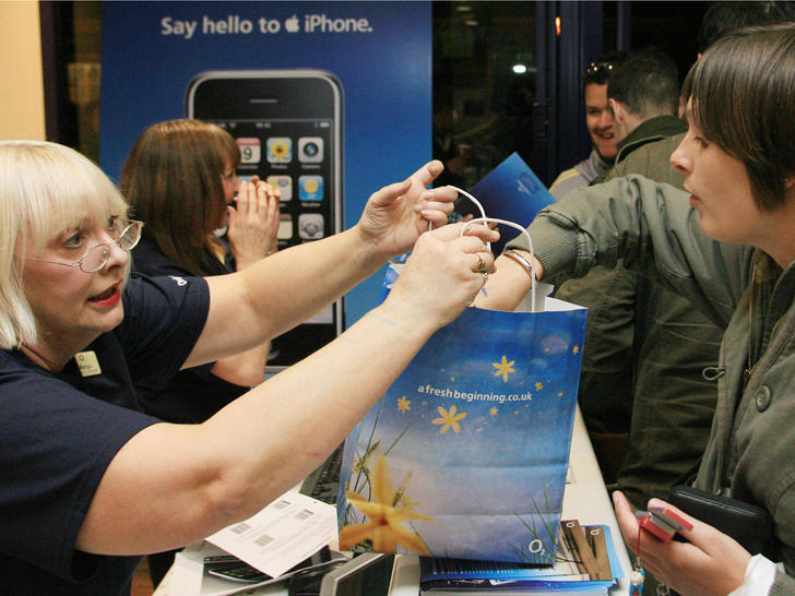 Apple to dominate 40 percent of smartphone market by 2013?